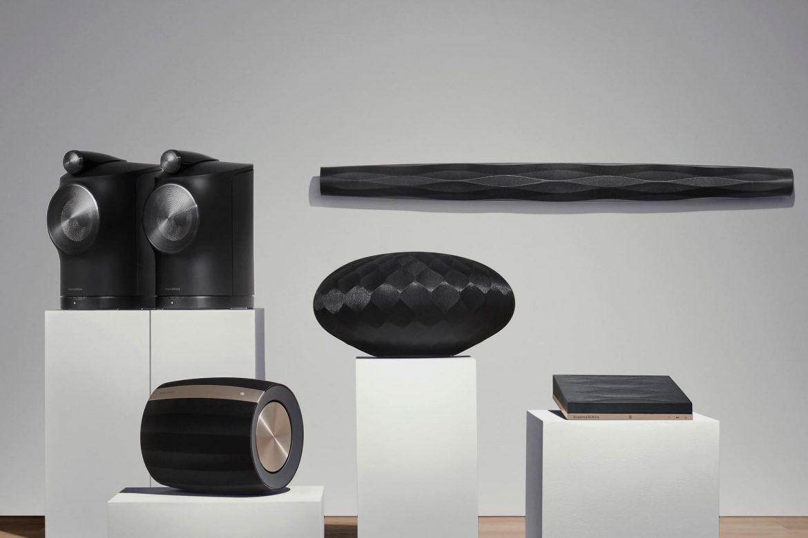 Bowers&Wilkins Formation уже в России