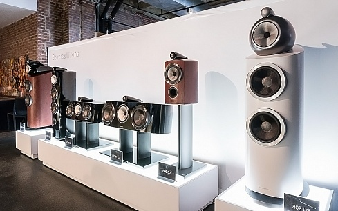 Bowers & Wilkins HTM1-D3